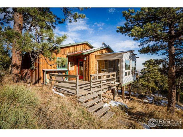 177 Brook Cir, Boulder, CO 80302 (#869533) :: The Peak Properties Group