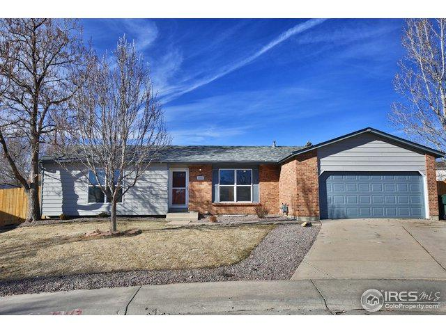 10947 Clermont Ct, Thornton, CO 80233 (#869534) :: The Griffith Home Team