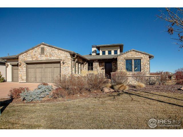 3852 Valley Crest Dr, Timnath, CO 80547 (MLS #869543) :: Hub Real Estate