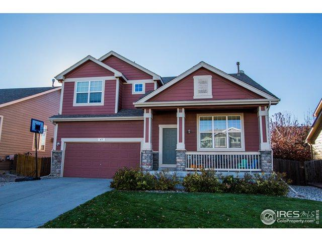 45 Saxony Rd, Johnstown, CO 80534 (MLS #869573) :: Tracy's Team