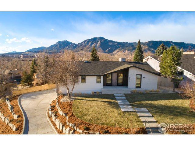2550 Balsam Dr, Boulder, CO 80304 (MLS #869587) :: Bliss Realty Group