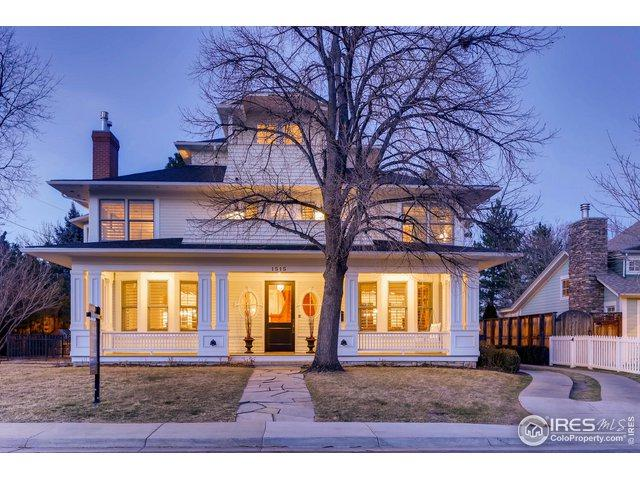 1515 High St, Boulder, CO 80304 (MLS #869590) :: Bliss Realty Group