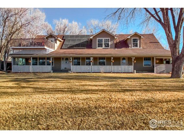 33216 County Road 380, Kersey, CO 80644 (MLS #869593) :: Bliss Realty Group