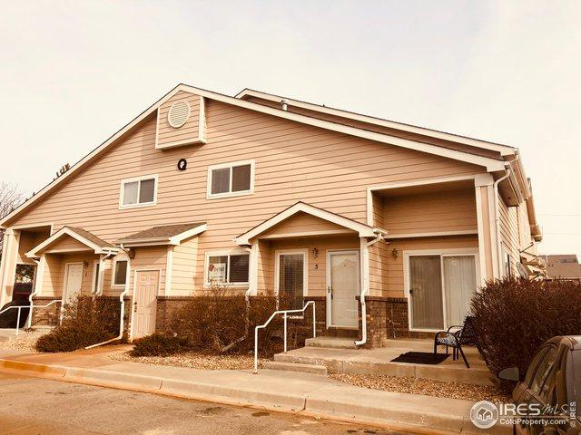 1601 Great Western Dr #5, Longmont, CO 80501 (MLS #869615) :: Sarah Tyler Homes