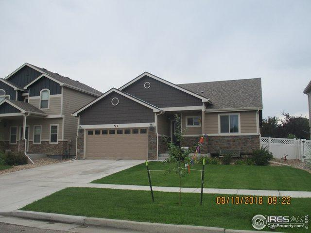 747 13th St, Berthoud, CO 80513 (MLS #869630) :: Bliss Realty Group