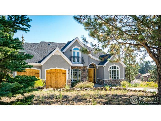 640 Findley Ct, Estes Park, CO 80517 (MLS #869698) :: 8z Real Estate