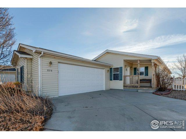 838 Sunchase Dr, Fort Collins, CO 80524 (MLS #869704) :: Bliss Realty Group