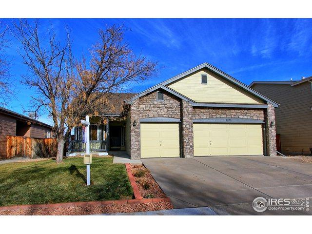 1323 W 111th Pl, Northglenn, CO 80234 (#869755) :: The Peak Properties Group