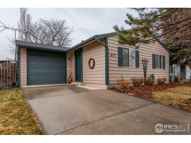 613 Eric St, Fort Collins, CO 80524 (MLS #869758) :: Bliss Realty Group