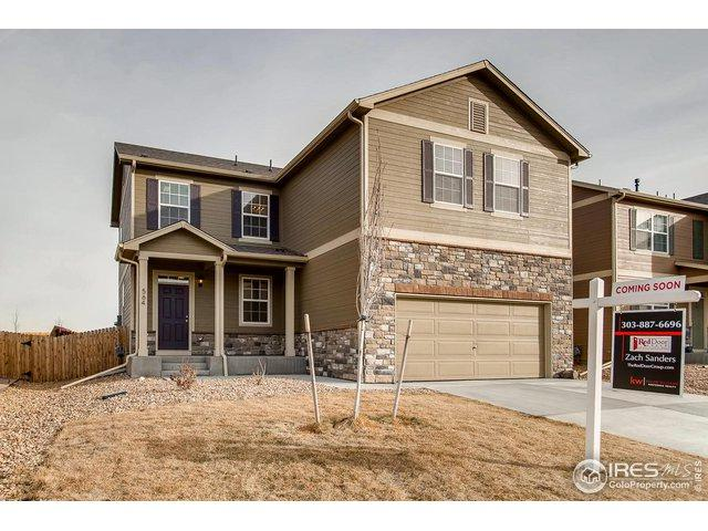 564 Columbine Ave, Fort Lupton, CO 80621 (#869760) :: The Griffith Home Team