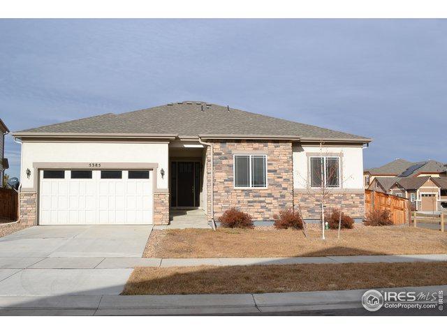5385 Retreat Cir, Longmont, CO 80503 (MLS #869765) :: 8z Real Estate
