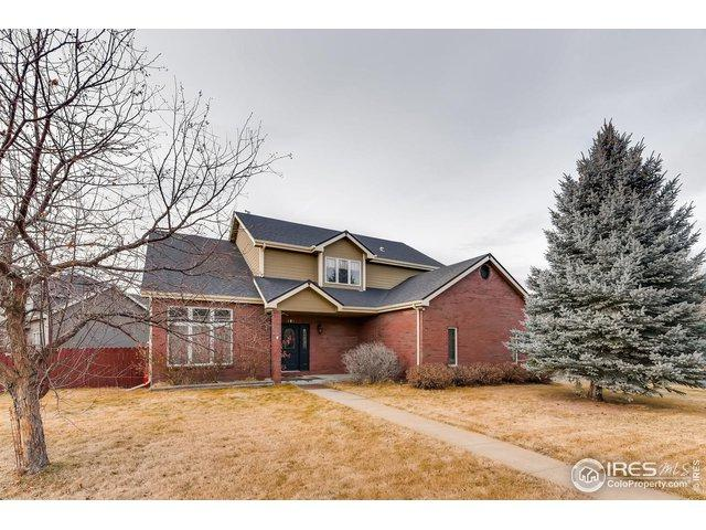101 Canberra Ave, Greeley, CO 80634 (MLS #869766) :: 8z Real Estate