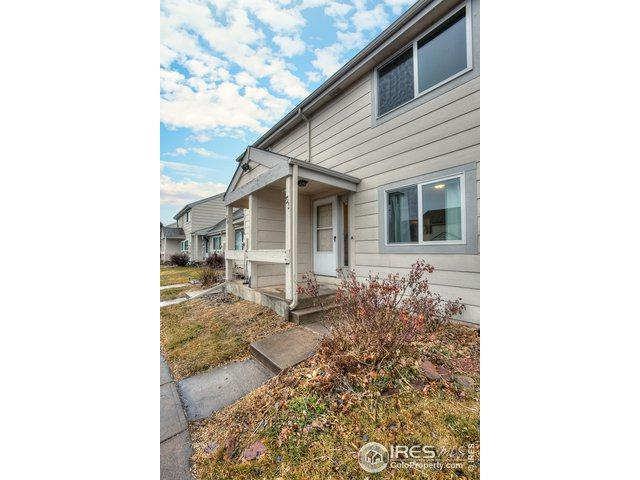 3000 Ross Dr #31, Fort Collins, CO 80526 (MLS #869782) :: Tracy's Team