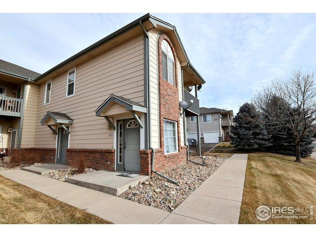 5151 29th St #2311, Greeley, CO 80634 (MLS #869797) :: The Lamperes Team
