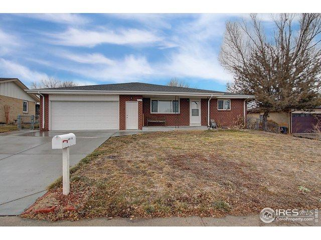 1309 31st Ave, Greeley, CO 80634 (MLS #869836) :: Colorado Home Finder Realty