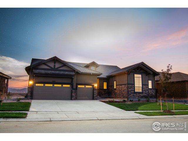15675 Deer Mountain Cir, Broomfield, CO 80023 (MLS #869856) :: 8z Real Estate