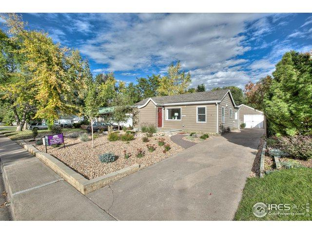 420 West St, Fort Collins, CO 80521 (MLS #869858) :: Downtown Real Estate Partners