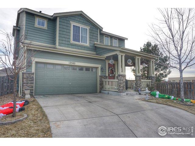 12502 E 105th Ave, Commerce City, CO 80022 (#869867) :: The Peak Properties Group