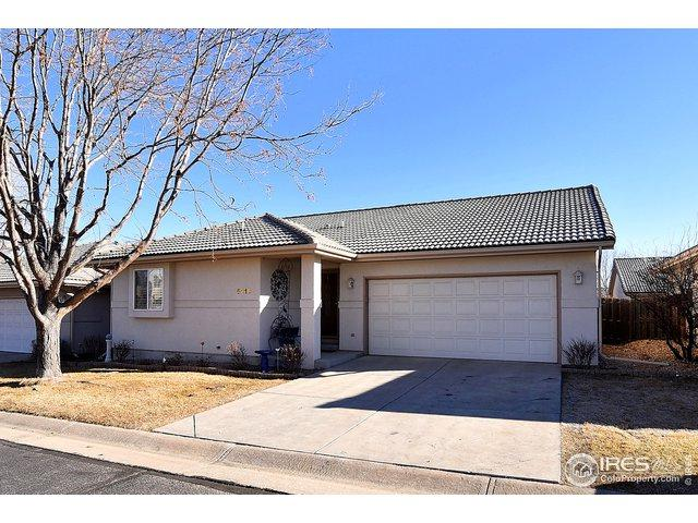 5216 W 11th St, Greeley, CO 80634 (MLS #869881) :: Tracy's Team