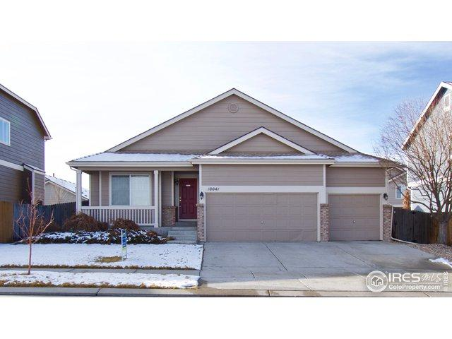 10041 Joplin St, Commerce City, CO 80022 (#869885) :: The Griffith Home Team