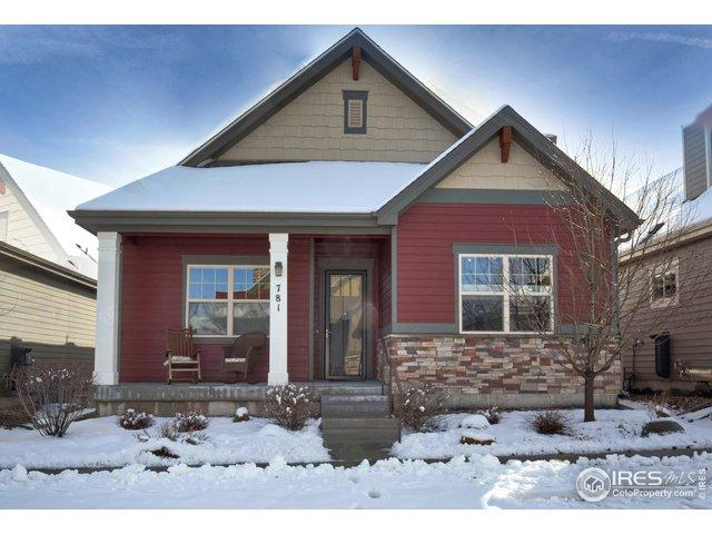 781 Bluestem Ln, Louisville, CO 80027 (MLS #869896) :: The Biller Ringenberg Group