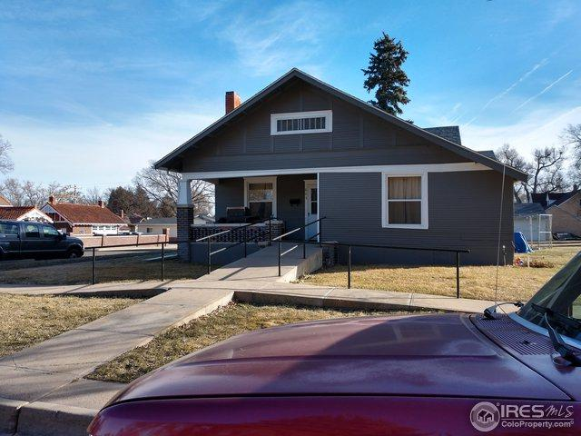 605 S Baxter Ave, Holyoke, CO 80734 (MLS #869898) :: Sarah Tyler Homes