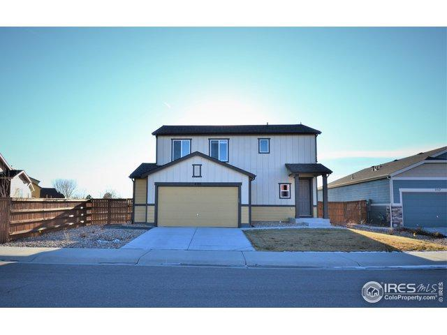 239 Vela Pl, Loveland, CO 80537 (MLS #869899) :: Tracy's Team