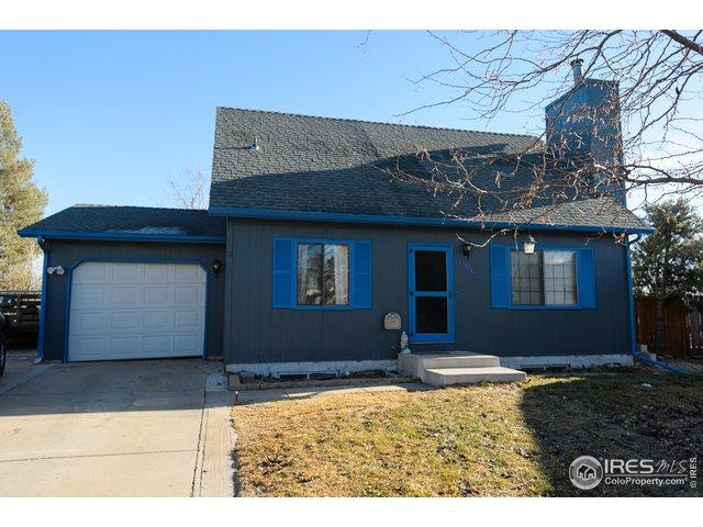 1306 36th St, Evans, CO 80620 (MLS #869914) :: Tracy's Team