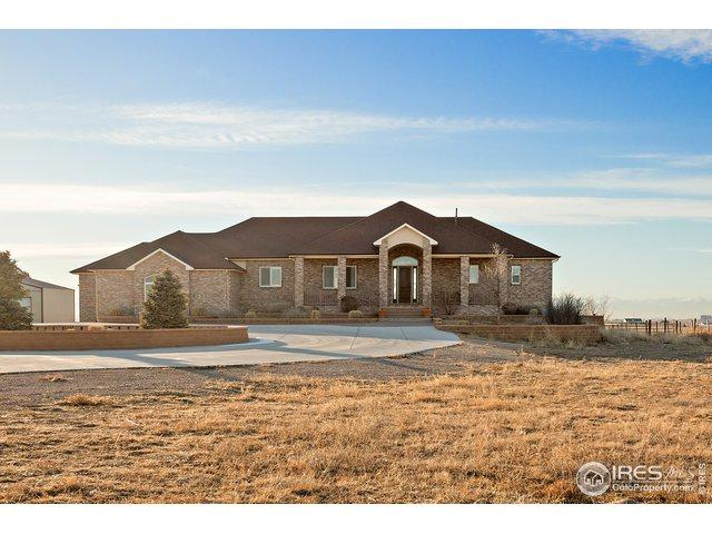 13963 Powhaton Rd, Brighton, CO 80603 (#869920) :: The Peak Properties Group