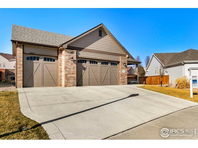 4715 Ridgway Dr, Loveland, CO 80538 (#869947) :: The Griffith Home Team