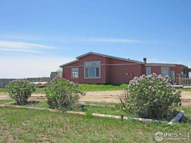 44506 County Road 100, Briggsdale, CO 80611 (MLS #869965) :: Hub Real Estate