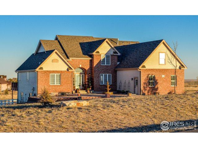 16491 Fairbanks Dr, Platteville, CO 80651 (MLS #869966) :: 8z Real Estate