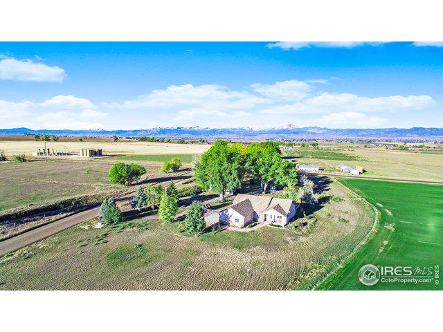 1081 County Road 38, Berthoud, CO 80513 (MLS #869967) :: 8z Real Estate