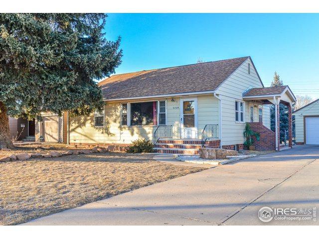 2229 11th St, Greeley, CO 80631 (MLS #869997) :: Hub Real Estate
