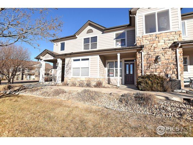 5551 29th St #112, Greeley, CO 80634 (MLS #870015) :: Hub Real Estate