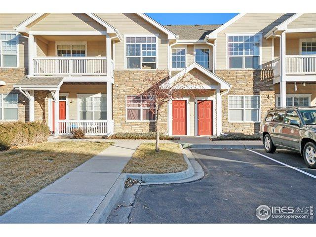 3660 Ponderosa Ct #6, Evans, CO 80620 (MLS #870060) :: Hub Real Estate
