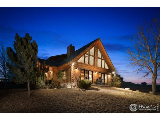 3336 Huckleberry Way, Loveland, CO 80538 (MLS #870066) :: Hub Real Estate