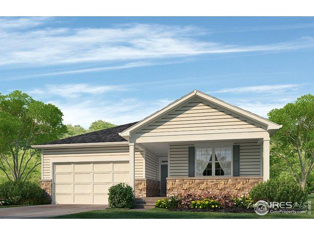 403 Harrow St, Severance, CO 80550 (MLS #870080) :: Kittle Real Estate