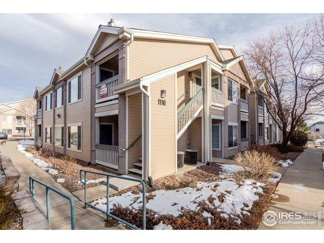 1116 Opal St #203, Broomfield, CO 80020 (MLS #870084) :: Downtown Real Estate Partners