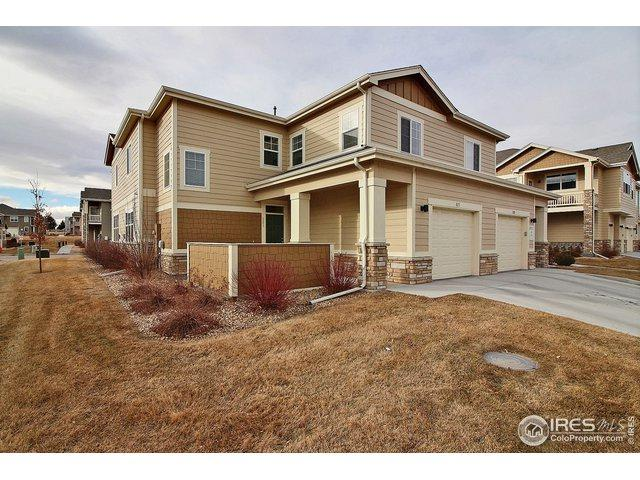 6911 W 3rd St #823, Greeley, CO 80634 (MLS #870094) :: The Lamperes Team