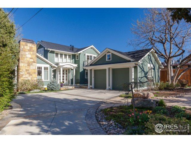 1228 7th St, Boulder, CO 80302 (MLS #870113) :: The Biller Ringenberg Group