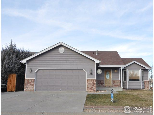 2225 Nicholas Dr, Johnstown, CO 80534 (MLS #870115) :: Bliss Realty Group