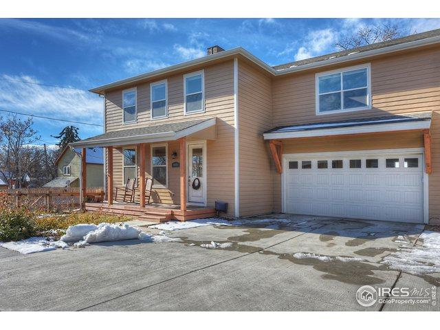 404 E Chester St B, Lafayette, CO 80026 (#870125) :: James Crocker Team