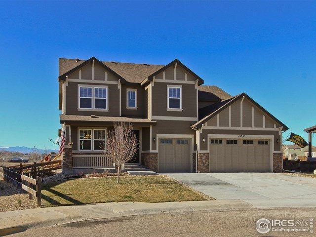 16535 Sanford St, Mead, CO 80542 (MLS #870129) :: Bliss Realty Group