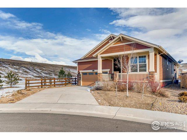 6096 Gilbert Way, Golden, CO 80403 (#870131) :: James Crocker Team