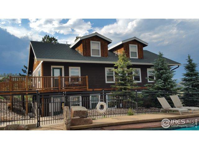 2625 Marys Lake Rd C, Estes Park, CO 80517 (#870151) :: The Peak Properties Group