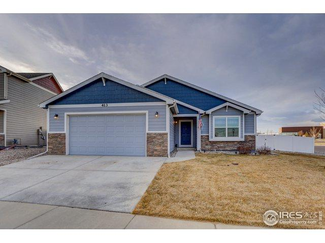 413 Ptarmigan St, Severance, CO 80550 (#870157) :: The Peak Properties Group