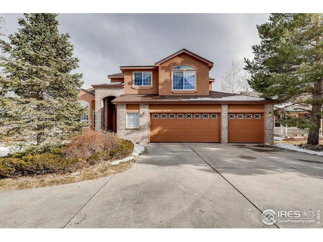 12810 Wolff Ct, Broomfield, CO 80020 (MLS #870158) :: 8z Real Estate