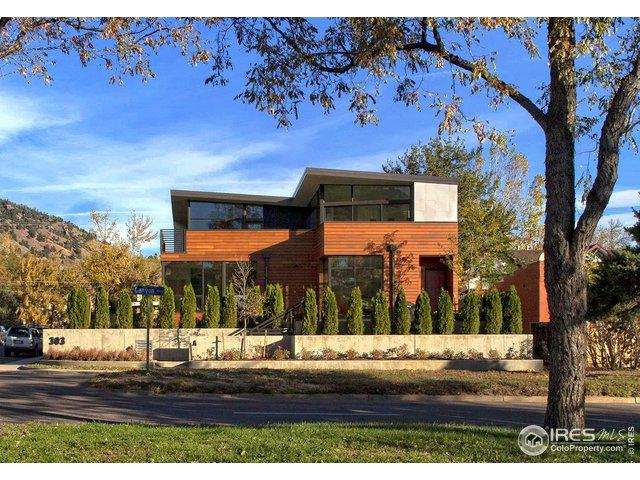 303 Canyon Blvd A, Boulder, CO 80302 (MLS #870161) :: The Biller Ringenberg Group