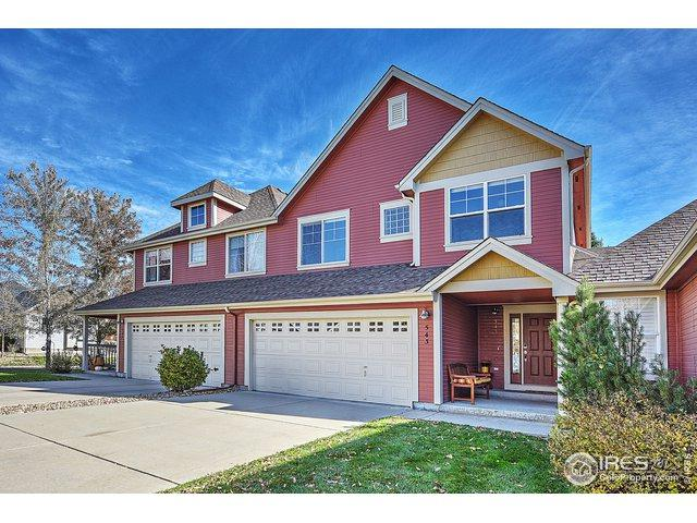543 Wild Ridge Ln, Lafayette, CO 80026 (#870196) :: James Crocker Team